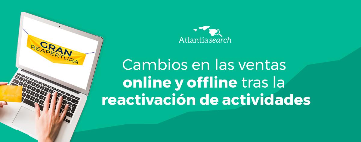 El comportamiento de las ventas en el canal online y offline ha sufrido modificaciones tras la reactivación de actividades. ¡Conoce hacia dónde se está moviendo!