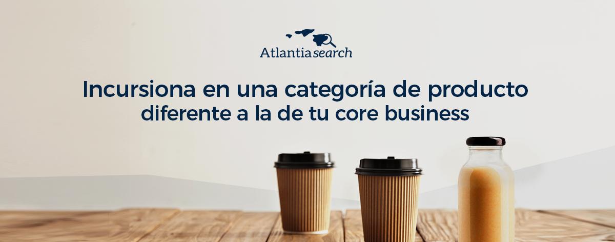 Incursiona en una categoría de producto diferente a la de tu core business