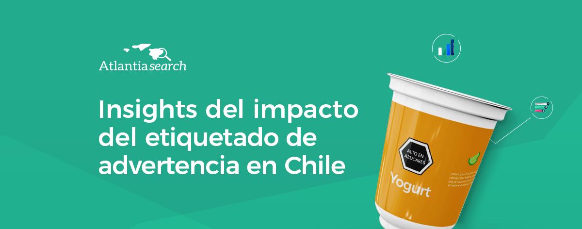 Conoce más sobre el impacto que el etiquetado de advertencia tuvo en la industria de consumo y el mercado en Chile.